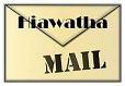 hiawatha mail