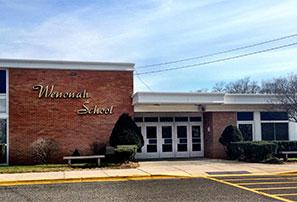 wenonah school front